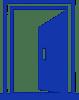 Zutritt Icon