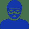 Einbrecher Icon